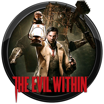 The Evil Within Icon v2 by andonovmarko