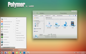 Polymer W7 VS preview by cold004