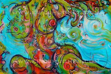 Chlorophylline EricJHughes.com by Lunatic-Synesthesia