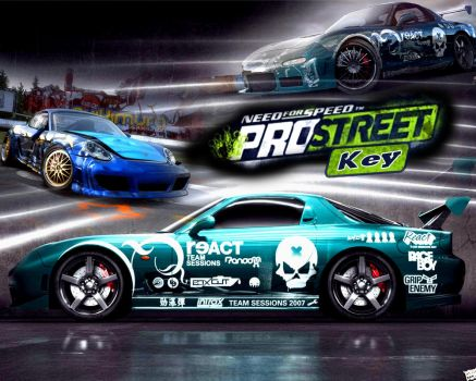Need for Speed Pro Street by Abbystyle