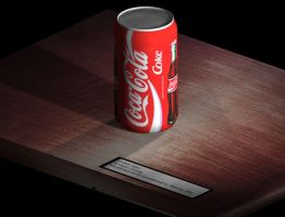 Coke can by juntao