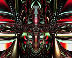 Symmetrical Abstractness by VickyM72