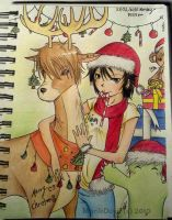 Merry Christmas by marik-devil