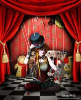 .: Strings Doll :. by Emane1983