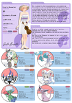 PKMMD - Giselle's Trainer Card by ginconomp