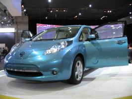 AIMS2010 - Nissan LEAF by TricoloreOne77