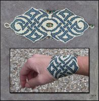 Tribal Knotwork by Ellygator