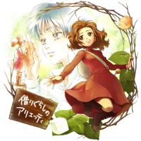 Arrietty and Sho 3 by solidmx