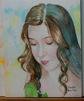 Hayley Westenra by Narzissus