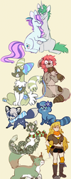 Livestream Commissions 2 by Nifty-senpai