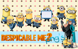 despicableme PNG's pack by Yulibm