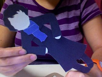 Sherlock bookmark by nottotallyhere