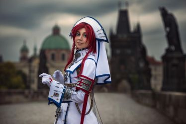 TRINITY BLOOD: Never lose your faith by MiraMarta