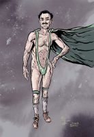 Super Borat by thecarrierone