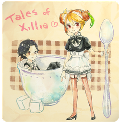 Cafe Xillia by b-snippet