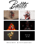 BATTLE GRAPHIC - ANCIENT CIVILIZATION by hyolee112