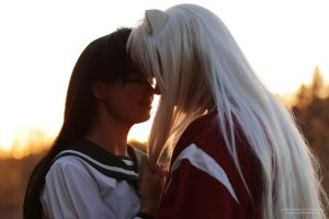 Inuyasha Week Day 6 - Friendship to last by WhiteRavenCosplay