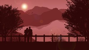 Landscape [8] - Lovers Outlook by ncoll36