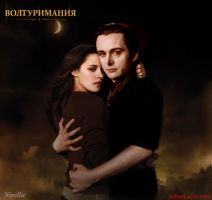 Aro and Bella by Nirellie