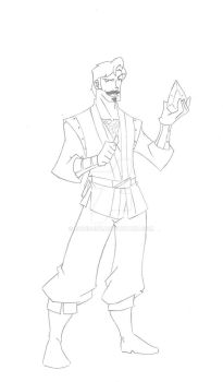Autolycus by Ronin-ink