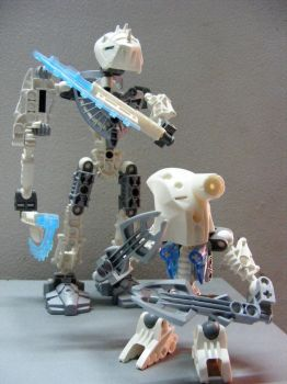 Bionicle Ice by nuo2x2