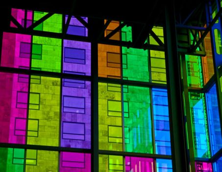 Stained Glass1 by zedkhov