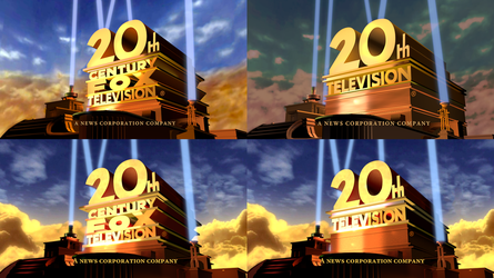 20th Century Fox TV Remakes (Outdated 3) by SuperBaster2015