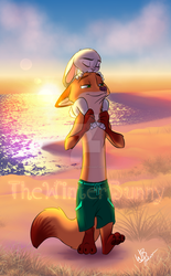 Day At The Beach - Part 2 by TheWinterBunny