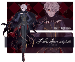 Bloody Nightmare Libradian ~AUCTION~ [CLOSED] by Fiorrie
