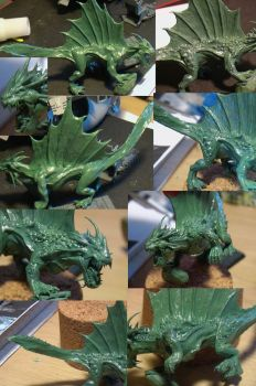 Salamander finished. by The-Build