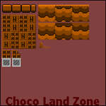 Choco Land Zone by supertailss