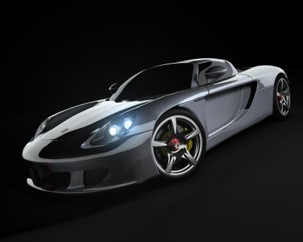 Porsche Carrera GT - Final1 by Yakul