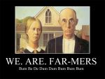 We Are Farmers by MetalPudding