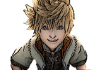 Roxas by SonGohan10
