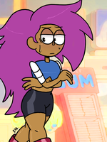 OK K.O.! Let's Be Heroes - Enid 08 by theEyZmaster