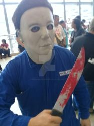 Michael Myers by thereanimatedunknown