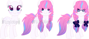 Hewwo [AUCTION ADOPT][CLOSED] by Bunncoa