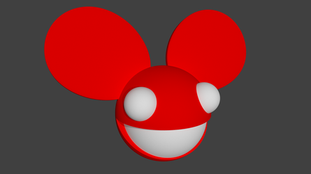 DeadMau5 by Marsovski
