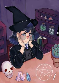 Witchy by tamsbun