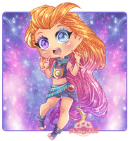 [+Video] Zoe chibi by Myshumeaw
