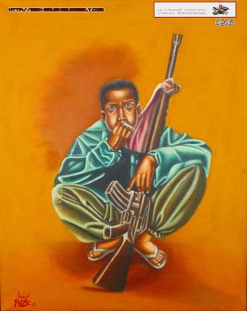 Juvenile Hell oil by MbK14