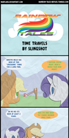 Rainbow Tales: Time Travels by Slingshot by Narflarg