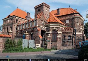 Abandoned Castle House #00029 CC Free Stock by PeterKmiecik