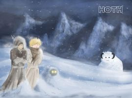 Hoth swtor by Poticceli