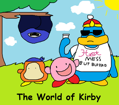 The World of Kirby by WarpStars