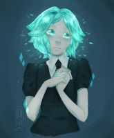 Phosphophyllite by lex-haru