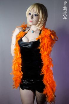 Victoria Cindry cosplay (One Piece) by Kitty-Honey
