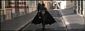 Space Pirate Captain Harlock the 2013 movie by CosplayQuest