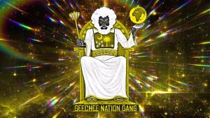 Geechee Nation Gang Glory Throne
