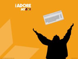 iAdore my C64 by the-woz